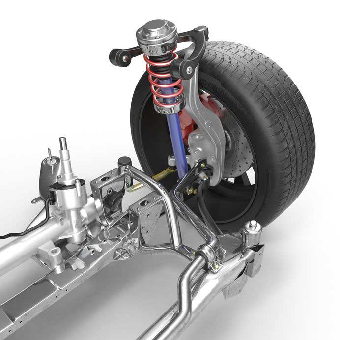 Suspension repairs Arundel Chichester Bognor Regis