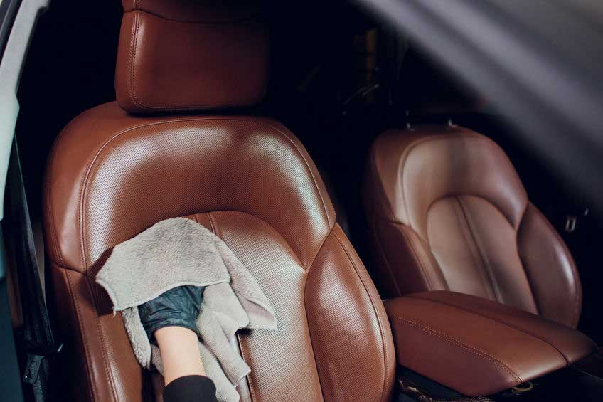 Car leather upholstery cleaning specialists Arundel Chichester area